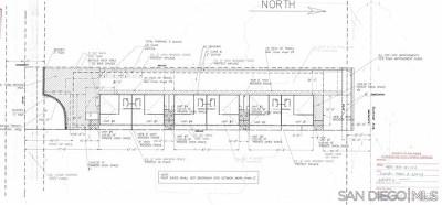 El Cajon Single Family Home For Sale: 1177 Sumner Ave