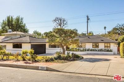 Pasadena Single Family Home For Sale: 1995 Fox Ridge Drive