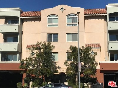 Van Nuys Condo/Townhouse For Sale: 13951 Sherman Way #306