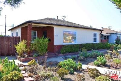 Single Family Home For Sale: 14733 Wadkins Avenue