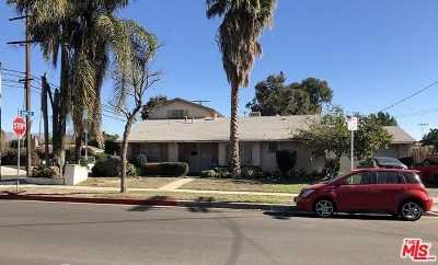 North Hills Single Family Home For Sale: 8856 Lemona Avenue