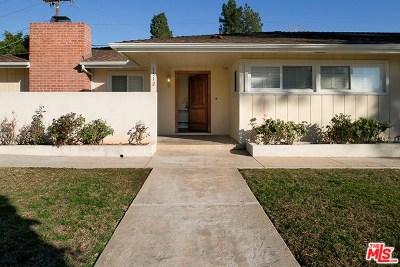 Arcadia Single Family Home For Sale: 1312 Highland Oaks Drive