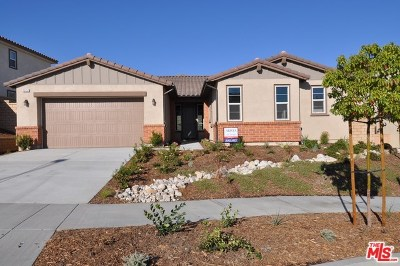 Canyon Country Single Family Home For Sale: 25157 Cherry Ridge Drive