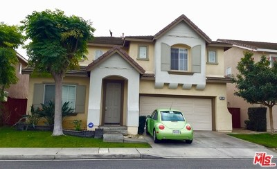 Gardena Single Family Home For Sale: 227 Amethyst Circle