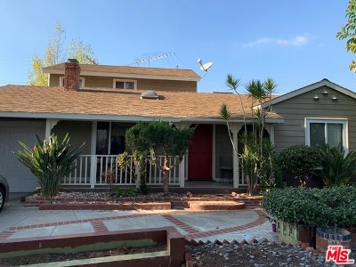 Glendale Single Family Home For Sale: 541 Davis Avenue