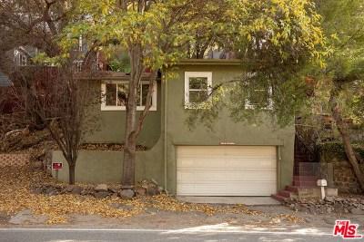 Topanga Single Family Home For Sale: 632 N Topanga Canyon
