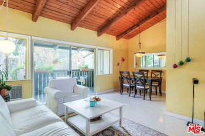 Culver City Condo/Townhouse For Sale: 4806 Hollow Corner Road #234