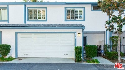 West Covina Condo/Townhouse For Sale: 1415 Breckenridge