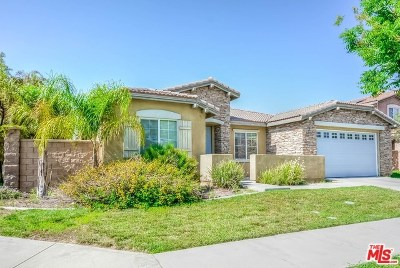 Hemet Single Family Home For Sale: 4524 Fox Trot Circle
