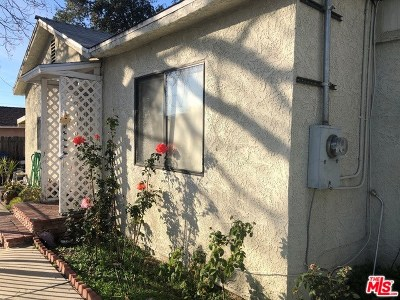 Sunland Single Family Home For Sale: 8035 Fenwick Street