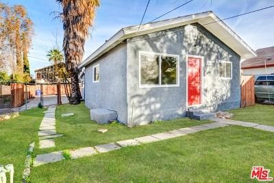 San Bernardino Single Family Home For Sale: 1121 N H Street