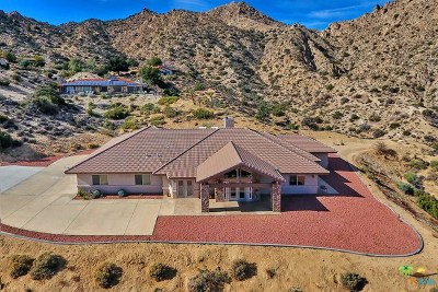 Yucca Valley Single Family Home For Sale: 53786 Ridge Road