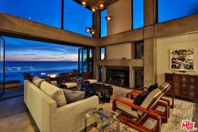 Malibu Single Family Home For Sale: 20858 Pacific Coast Highway