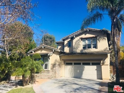 Fullerton Single Family Home For Sale: 2939 Hawks Pointe Drive