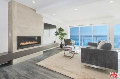 Malibu Single Family Home For Sale: 19562 Pacific Coast Highway