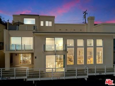 Malibu Single Family Home For Sale: 24314 Malibu Road