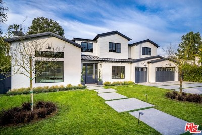 Encino Single Family Home For Sale: 15715 Woodvale Road