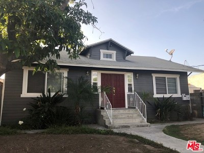 Wilmington Multi Family Home For Sale: 1447 N Marine Avenue