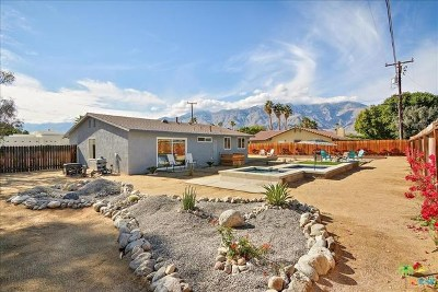 Palm Springs Single Family Home For Sale: 2144 E Rogers Road