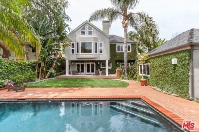 Sherman Oaks Single Family Home For Sale: 4216 Woodcliff Road