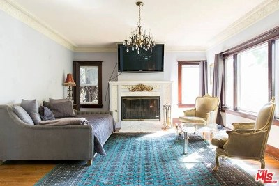 Single Family Home Active Under Contract: 1900 Taft Avenue