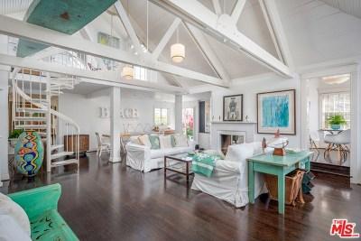 Venice Single Family Home For Sale: 12 Rose Avenue