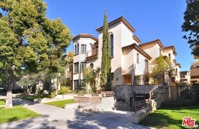 Pasadena Condo/Townhouse For Sale: 448 S Oakland Avenue #3