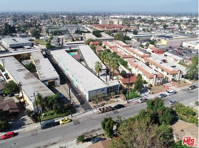 El Monte Multi Family Home For Sale: 3733 Gibson Road