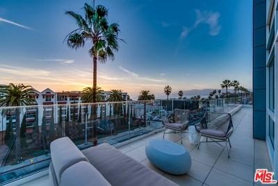 Santa Monica Condo/Townhouse For Sale: 1705 Ocean Ave Avenue #501