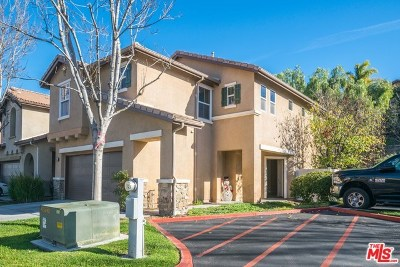 Canyon Country Condo/Townhouse For Sale: 27654 Burgundy Crossing Lane