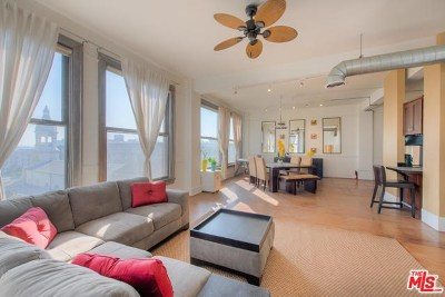Los Angeles Condo/Townhouse For Sale: 108 W 2nd Street #602