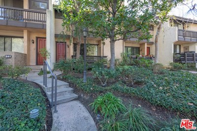 Woodland Hills Condo/Townhouse For Sale: 21900 Marylee Street #242