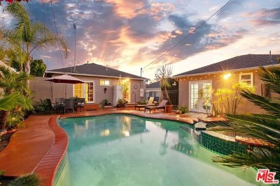 Culver City Single Family Home For Sale: 10753 Flaxton Street