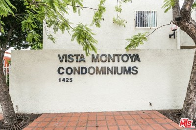 Los Angeles Condo/Townhouse For Sale: 1425 W 12th Street #248