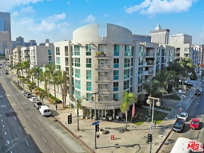 Los Angeles Condo/Townhouse For Sale: 267 S San Pedro Street #504
