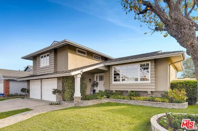 Costa Mesa Single Family Home For Sale: 1977 Flamingo Drive