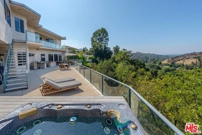 Studio City Single Family Home For Sale: 11527 Dona Dolores Place