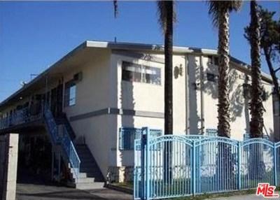 North Hollywood Multi Family Home For Sale: 11347 Emelita Street