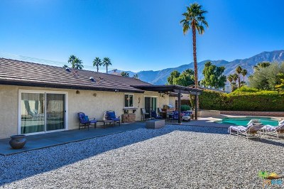 Palm Springs Single Family Home For Sale: 3532 E Escoba Drive