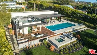 Malibu Single Family Home For Sale: 6325 Malibu Park Lane