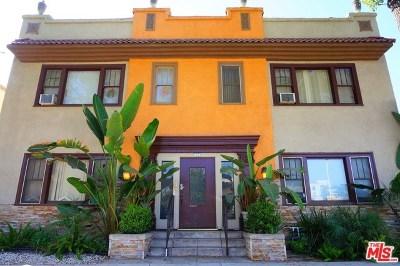 Glendale Multi Family Home For Sale: 208 E Lomita Avenue