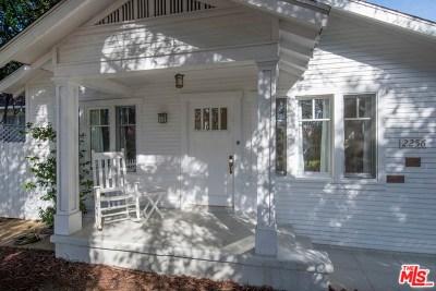 Los Angeles Single Family Home For Sale: 2256 Pelham Avenue