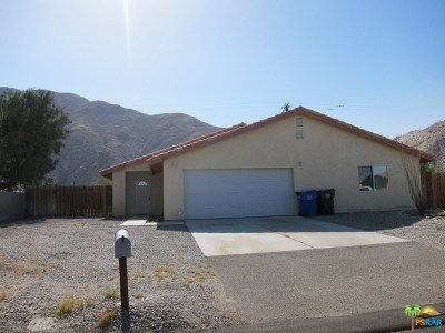 Palm Springs CA Single Family Home For Sale: $269,000