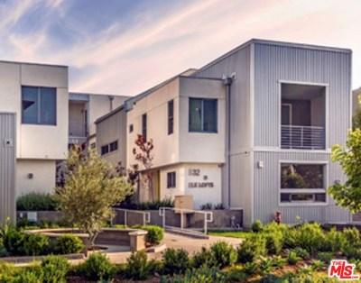 Glendale CA Condo/Townhouse For Sale: $878,523