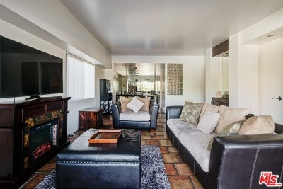 West Hollywood Condo/Townhouse For Sale: 1155 N La Cienega #714