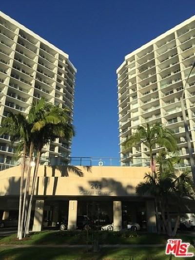 Santa Monica Condo/Townhouse For Sale: 201 Ocean Avenue #1502B