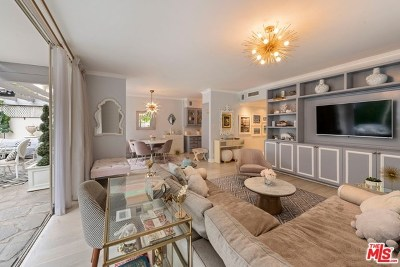 West Hollywood Condo/Townhouse For Sale: 8787 Shoreham Drive #101