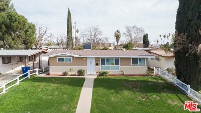 Bakersfield Single Family Home For Sale: 2709 Fordham St.