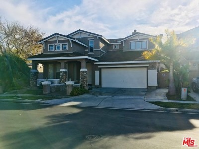 Chula Vista Single Family Home For Sale: 986 Mount Owen Court