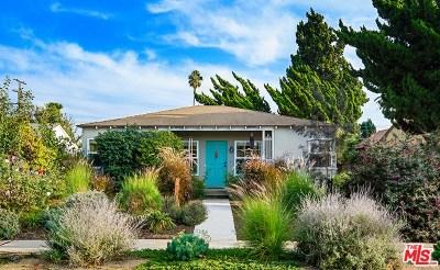 Culver City Single Family Home For Sale: 11936 Aneta Street